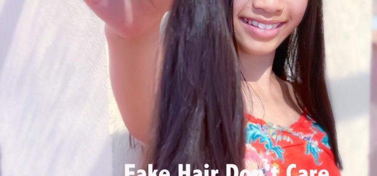Opération don de cheveux en prévision d'octobre rose