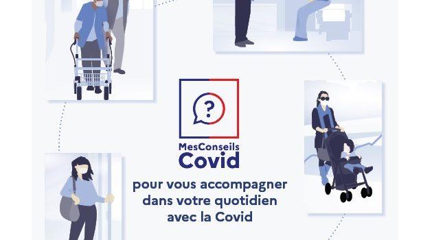 Covid-19 : » Tester, alerter, protéger «